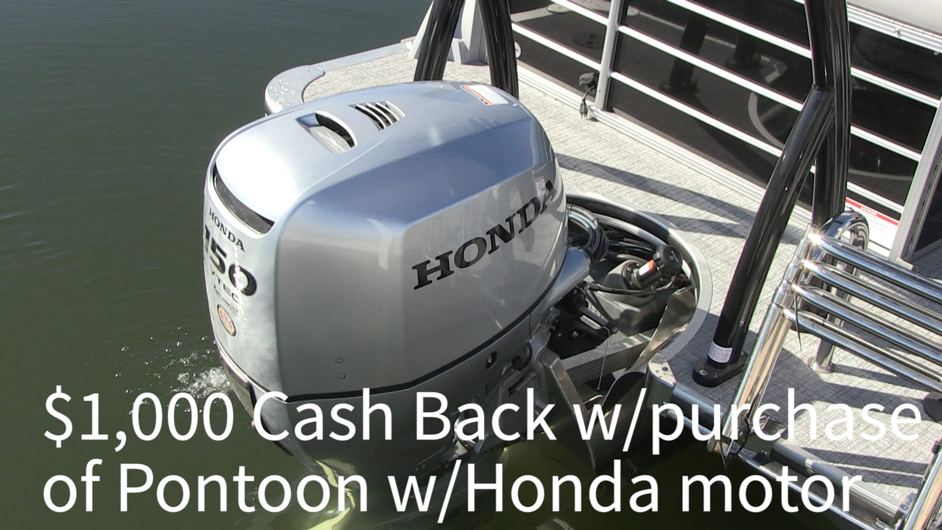 Get $1,000 cash back with Honda Motor