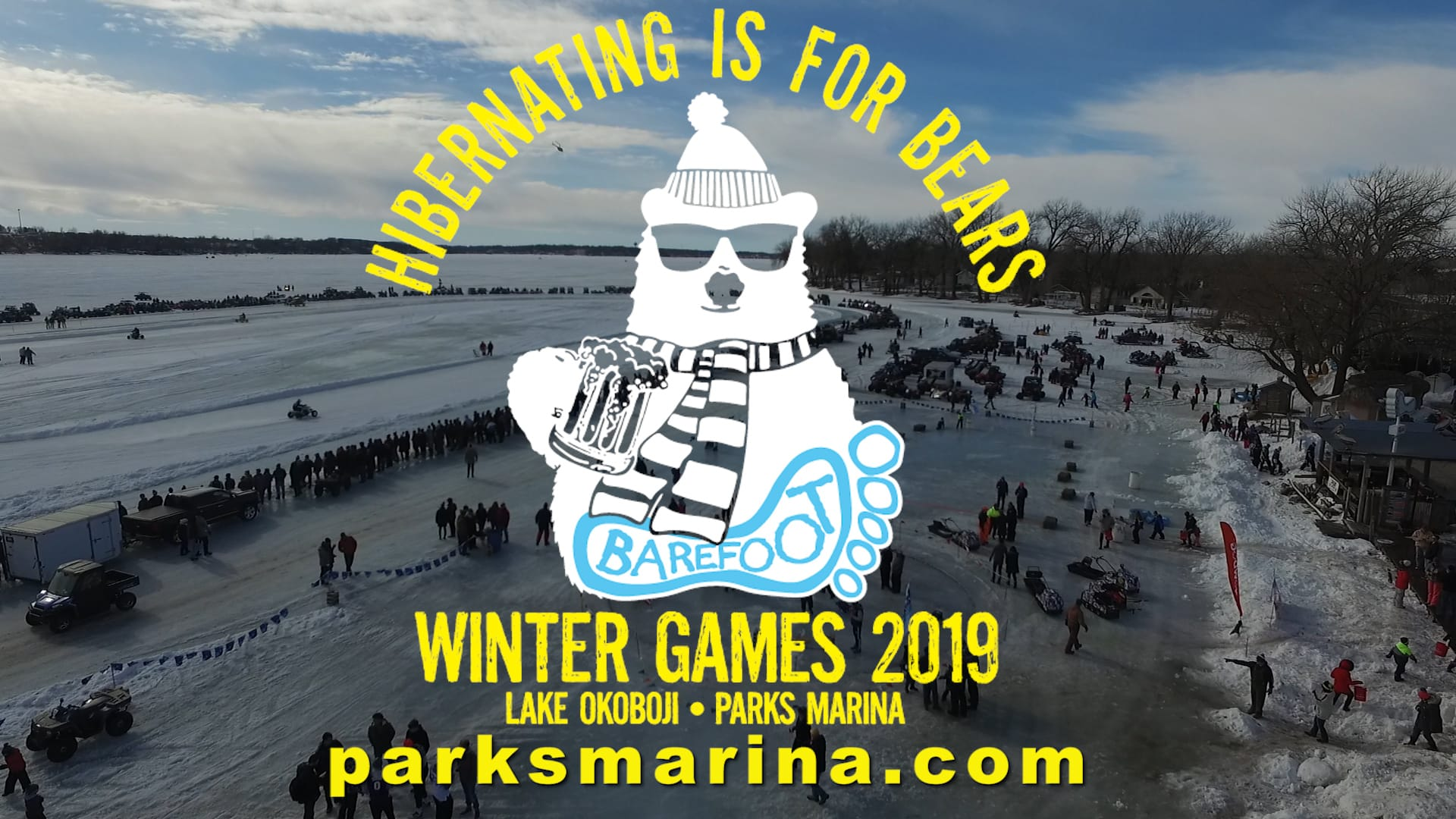 Winter Games at Parks Marina 2019