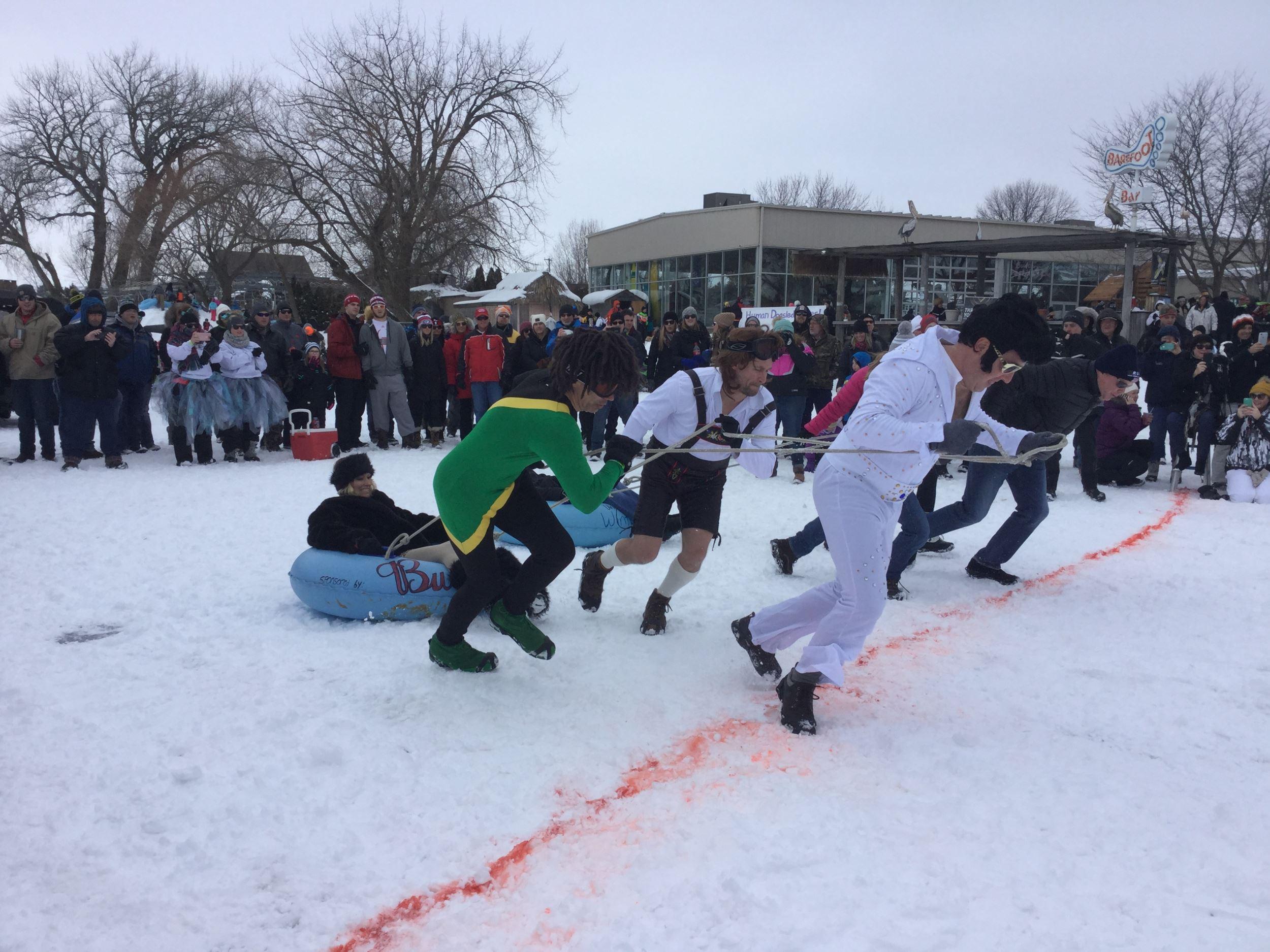 Winter Games 2018! - Parks Marina at Lake Okoboji