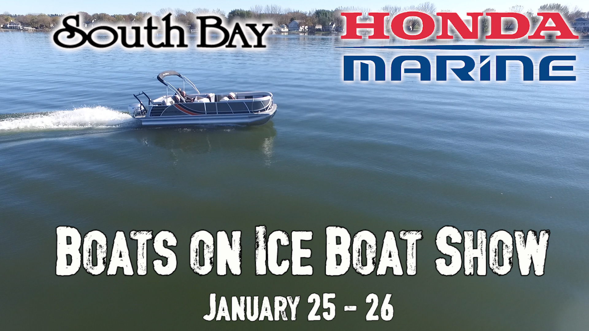 Boats on Ice - Boat Show