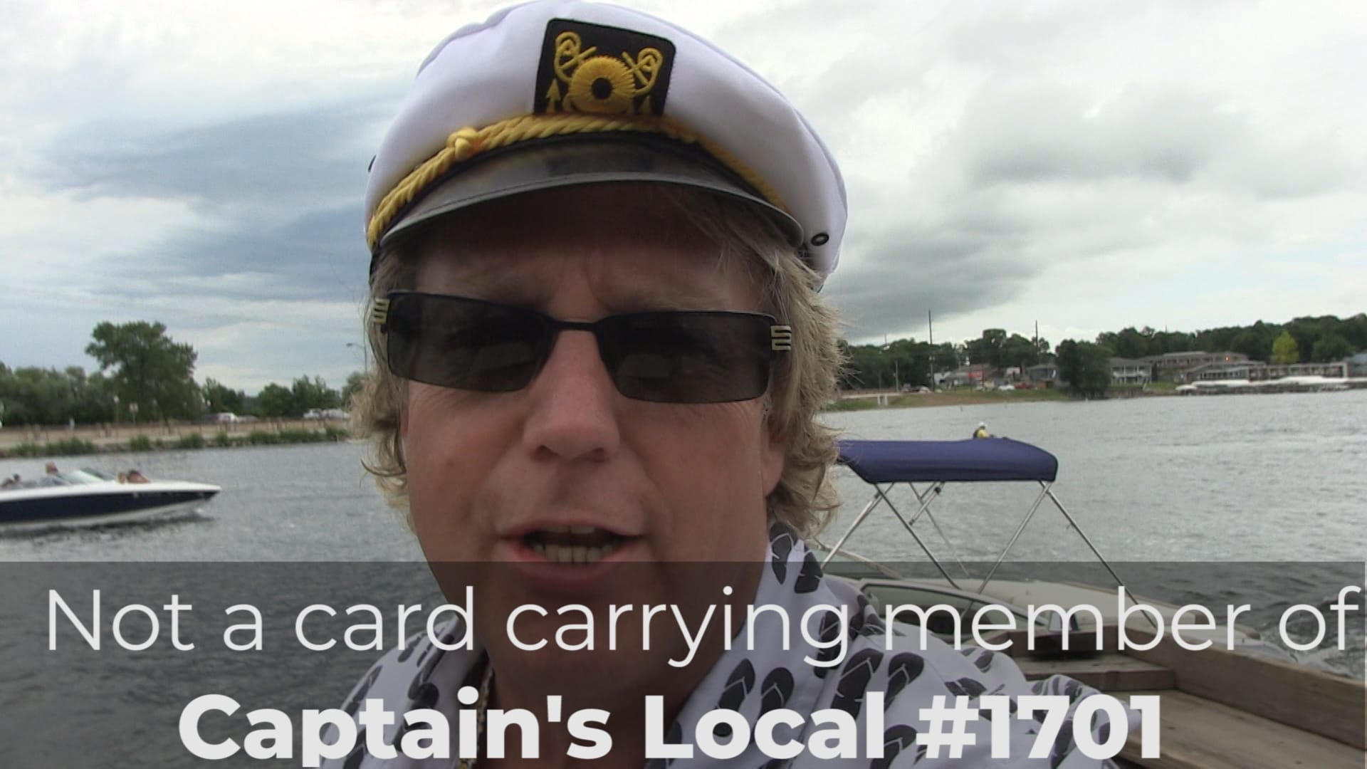 Captain Jeff discovers the Fish Shack