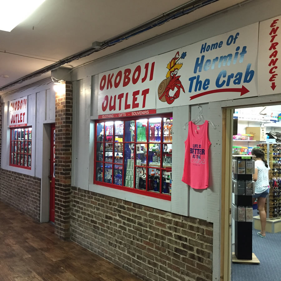 Okoboji Outlet