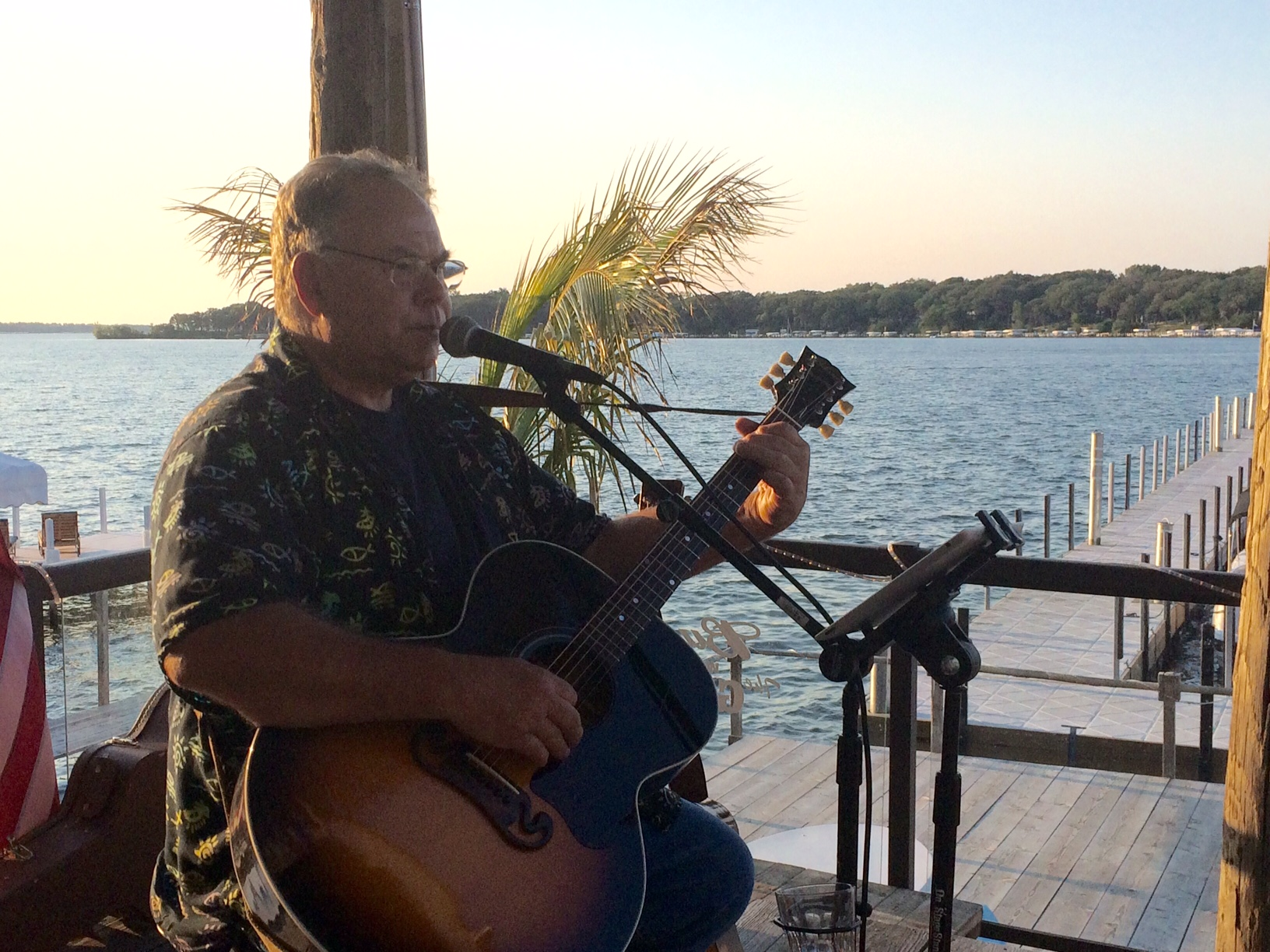 Sunset Funset Live Music...with Charlie Leissler @ 5