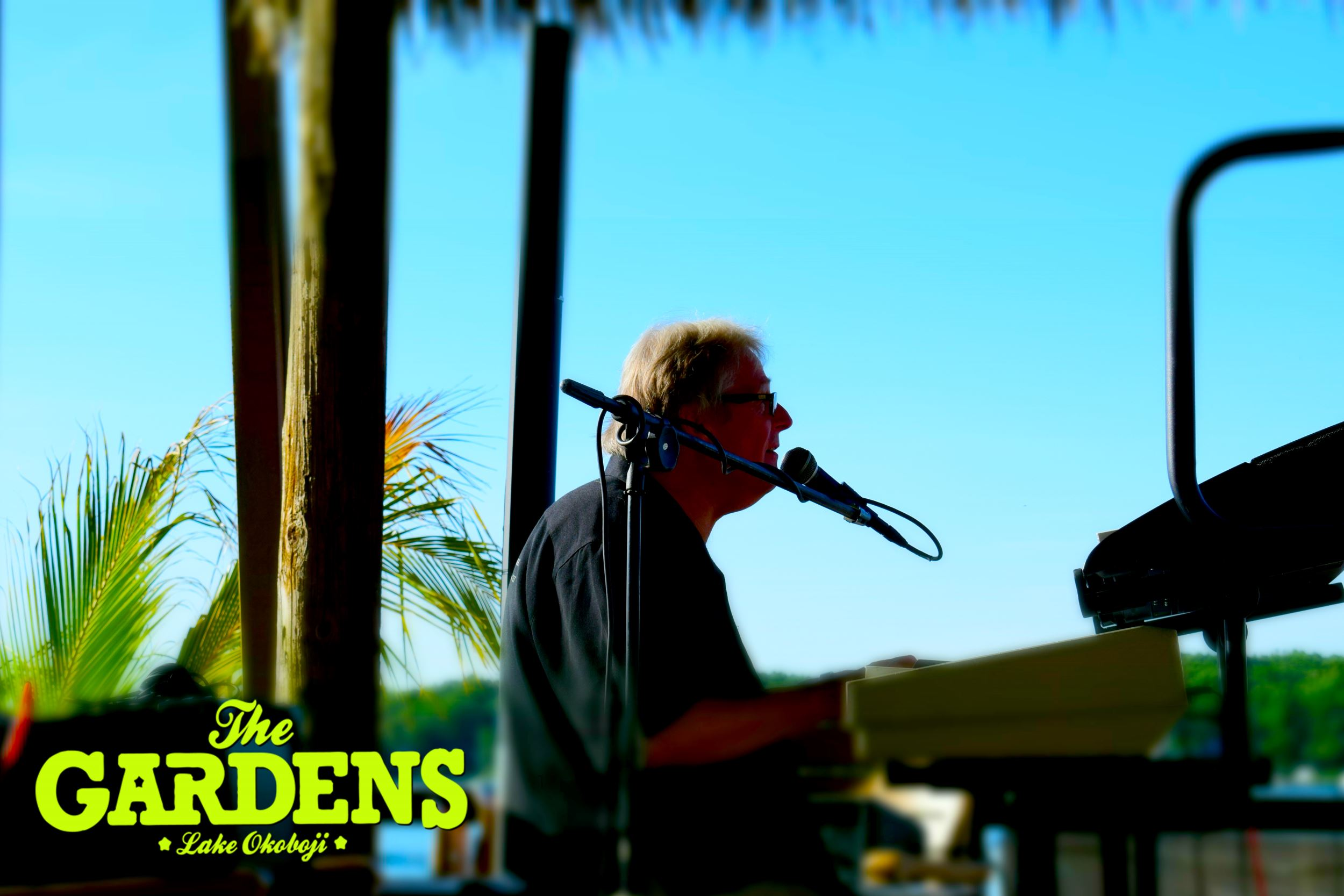 Sunset Funset Live Music...with Piano Man Tim Horsman @ 5