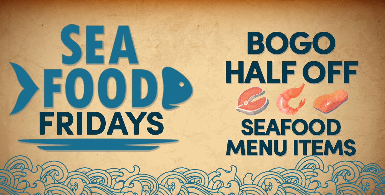 Sea Food Friday