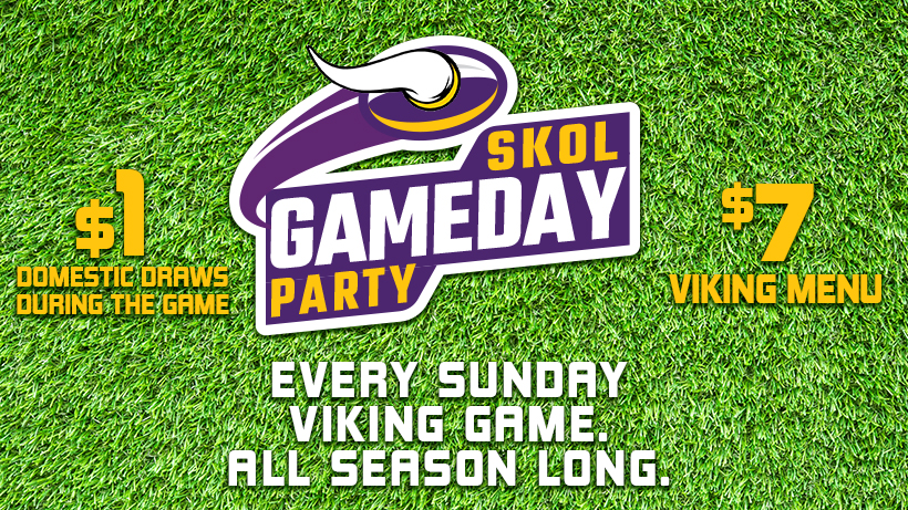 Vikings SKOL Gameday