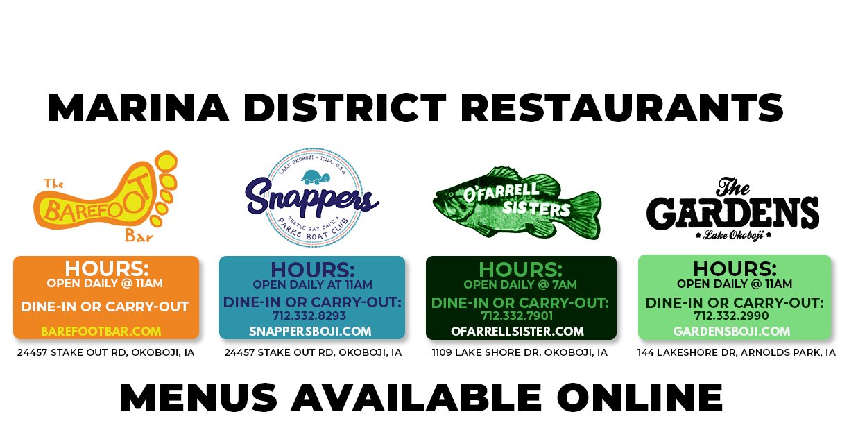 Marina District Restraurants