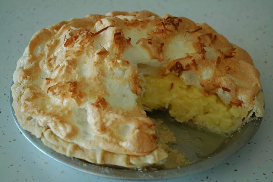 O'Farrell Coconut Cream Pie