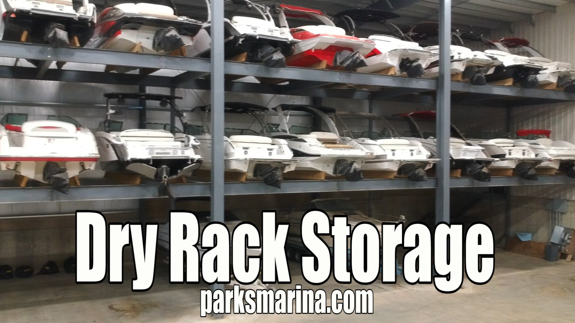 Why is Dry Rack storage the easiest boating ever?