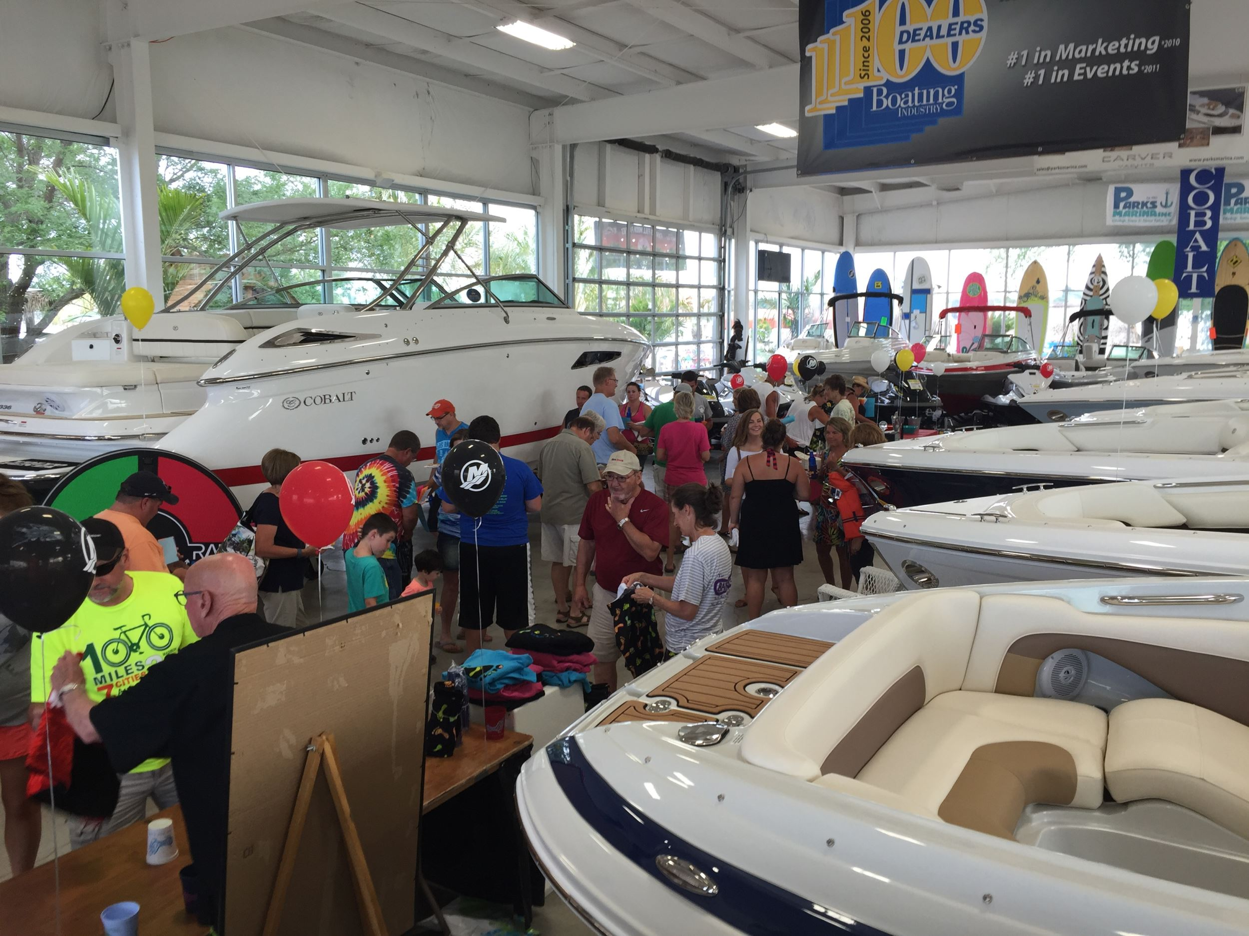 Crownline Rendezvous (Exclusive Event for Parks Marina Crownline Owners)