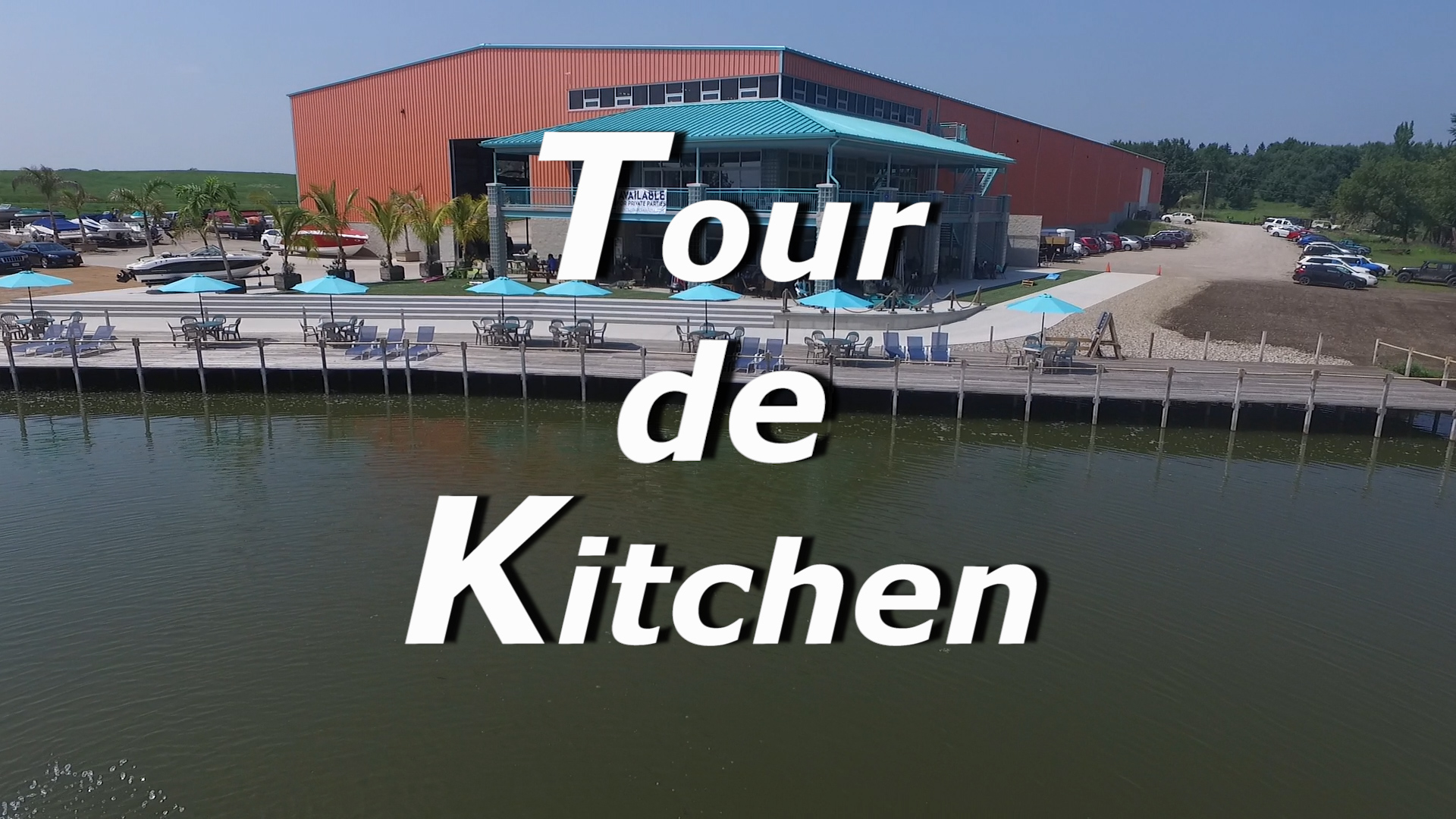 Tour de Kitchen at Snappers Turtle Bay Cafe