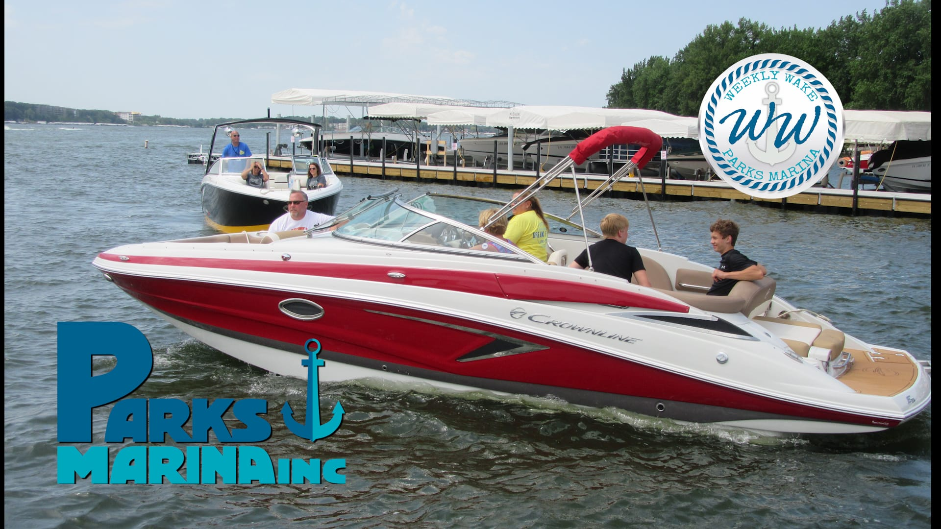 Weekly Wake and The Crownline Rendezvous