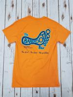 Logo Tee Tennessee Orange