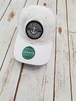 Okoboji Boat Works Anchor Trucker Hat