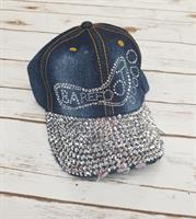 Barefoot Super Bling Hat