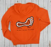 Logo Hood Orange Peel
