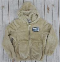 Youth Sherpa Zip Hood