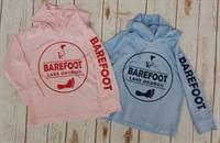 Tot Barefoot Hooded Sunshirt