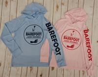 Youth Barefoot Hooded Sunshirt