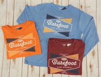 Barefoot Bel Air Long Sleeve Tee
