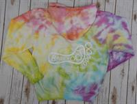 Tie Dye Logo Hood Rainbow Cloud