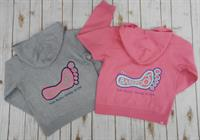 Youth Girl Logo Zip Hood