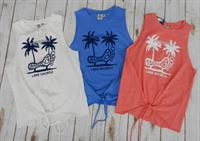 Paradise Tanks in Solid Colors