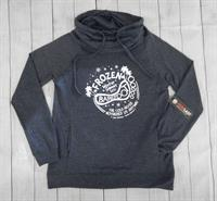 Winter Games 21 Cowl Neck Sweatshirt