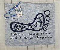 Barefoot Blanket Blue Pepper