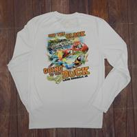 Off the Clock Performance Long Sleeve Tee