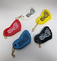 Barefoot Bar Floating Key Chain