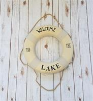 Welcome To The Lake Ring