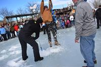 Drill or Die! Ice Auger Contest