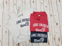 Lake Okoboji 1/4 Zip