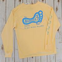 Logo Long Sleeve Tee Butter