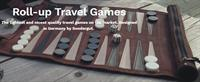 Travel Roll Up Games
